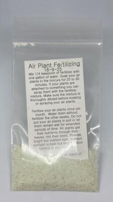 Air Plant Fertilizer