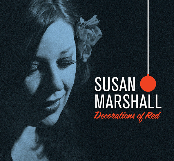 Susan Marshall - Decorations of Red CD 00000