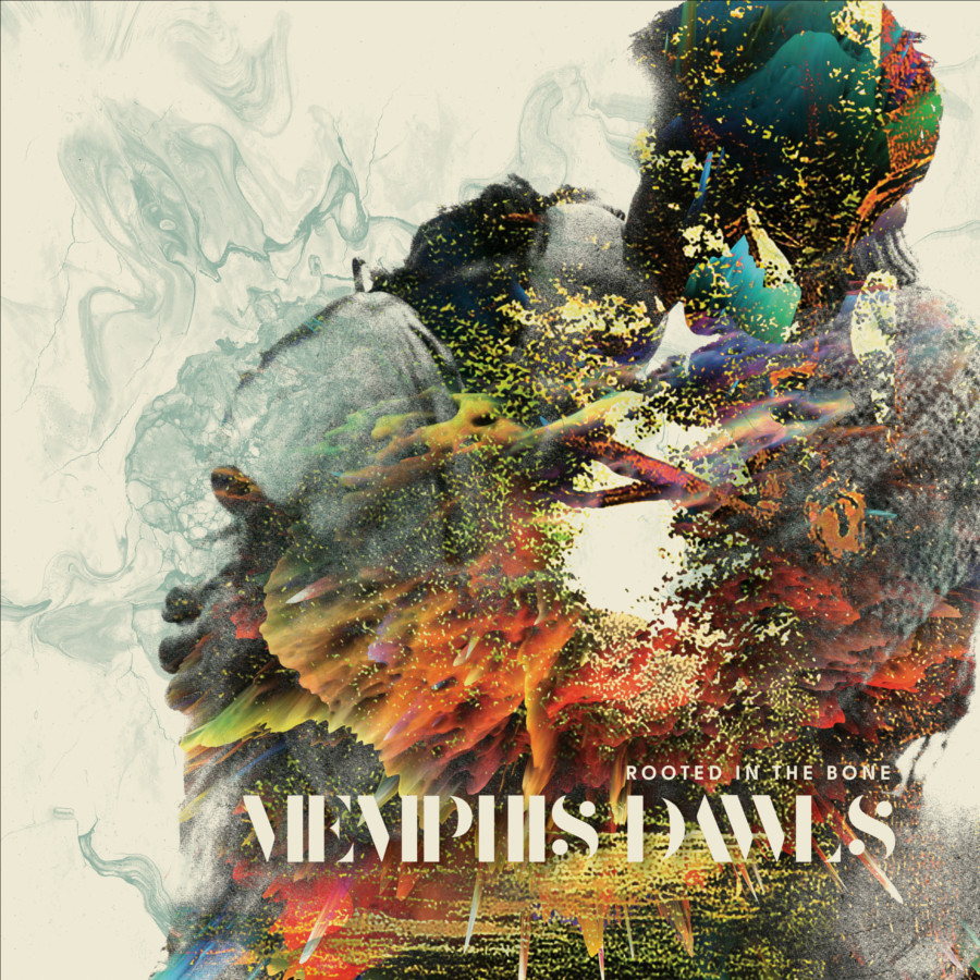 Memphis Dawls - Rooted In The Bone LP 000