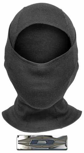 Heavyweight Hood with NO middle seam & Drop-face chin NH550H
