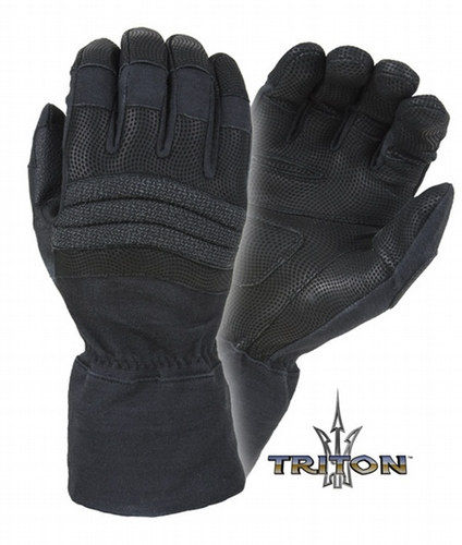 TRITON™ - With KEVLAR® and Fire Resistant Etched Leather DSO125-B