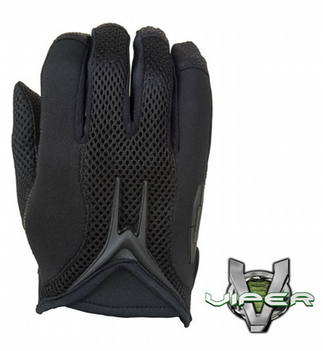 VIPER™ - With digital print leather palms & NEW Razornet MAX™ liners MX50-Q(6)