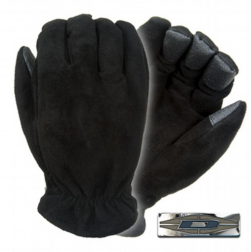 Mailmaster™ - Suede leather with Trax-tex™ finger tips D555