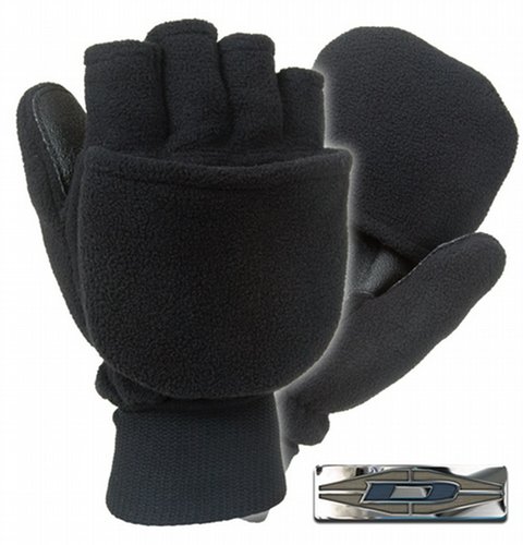Thermal lined fleece Postal Mitt DFG100