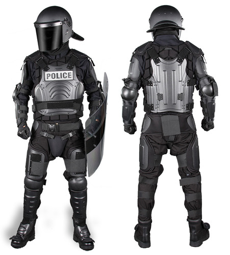 FlexForce™ Riot Control Suit FX-1