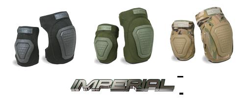 Imperial™ Neoprene Knee & Elbow Pads w/ reinforced caps DNKP/DNEP