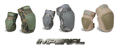 Imperial™ Neoprene Knee & Elbow Pads w/ reinforced caps DNKP/DNEP (Special Order)
