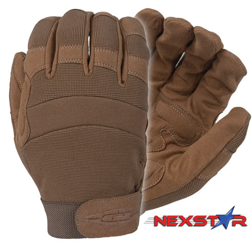 Nexstar II™ - Medium Weight duty gloves (Coyote Tan) MX20-C
