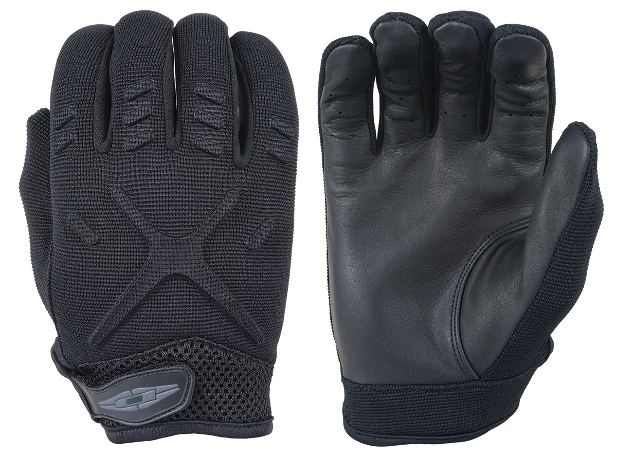 Interceptor X™ - Medium Weight duty gloves (Black) MX30-B
