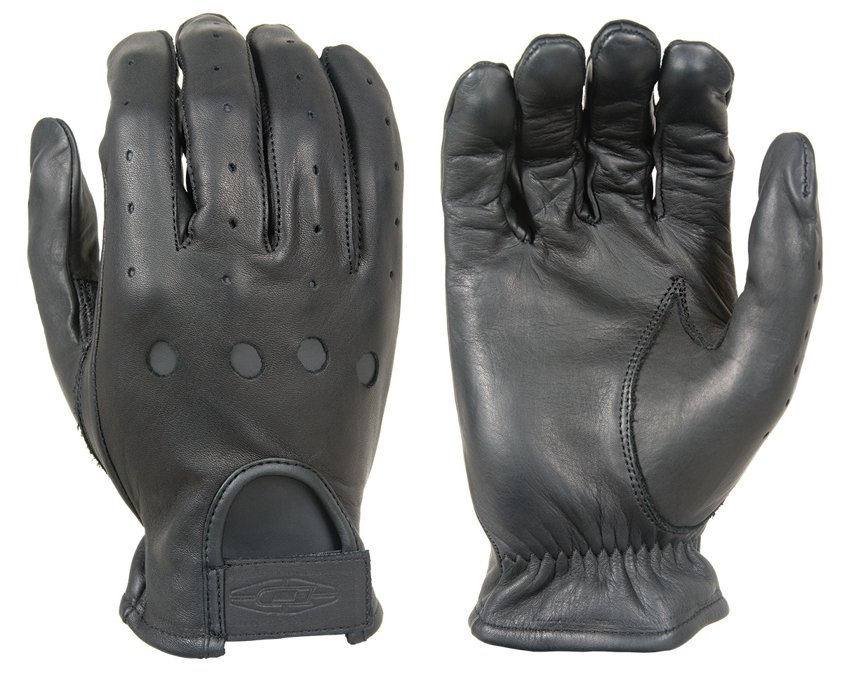 Premium leather driving gloves D22