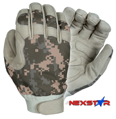 Nexstar III™ - Medium Weight duty gloves (ACU Digital Camo) MX25-A