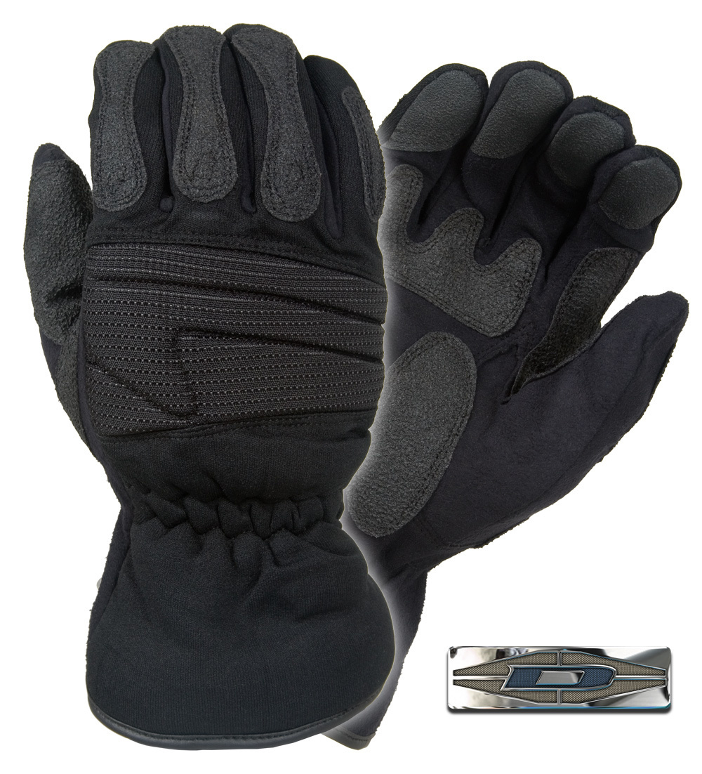 PRO-X™ Heavy-duty Extrication gloves (Black) D911B