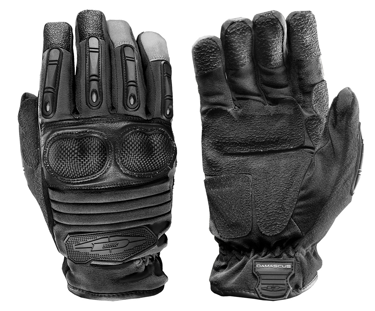 Extrication & Rescue Gloves w/ Hard Knuckles D90X-B