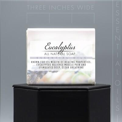 Essential Oil Eucalyptus Natural Soap