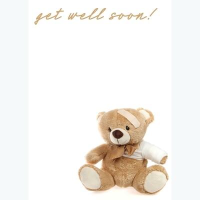 Get Well Soon Get Well Card