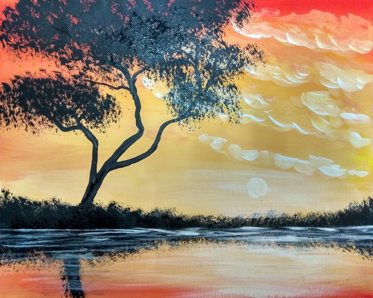 Πίνακας ζωγραφικής (25x30) 010