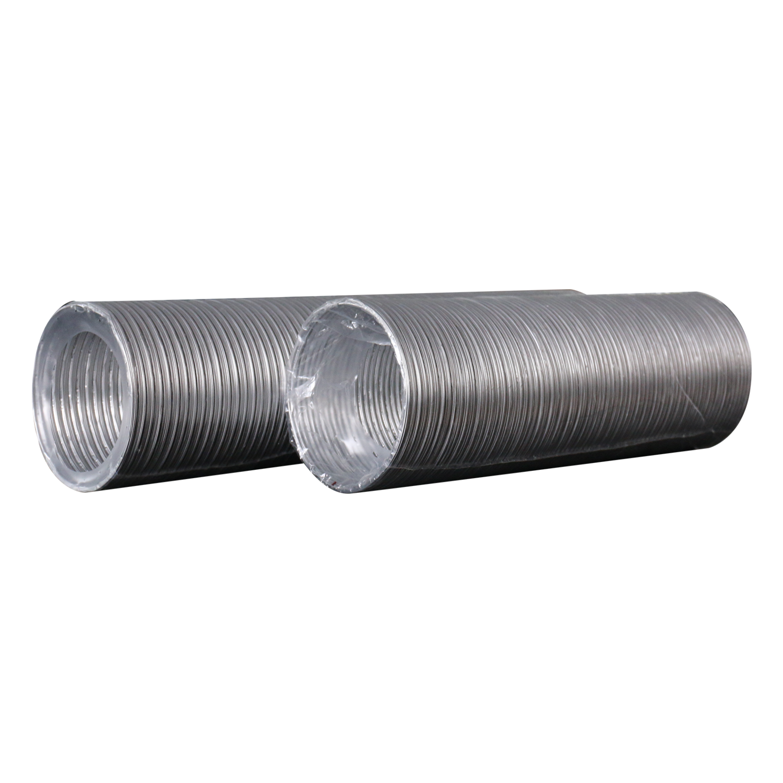 12,5ВА, Воздуховод гибкий алюминиевый гофрированный, L до 3м