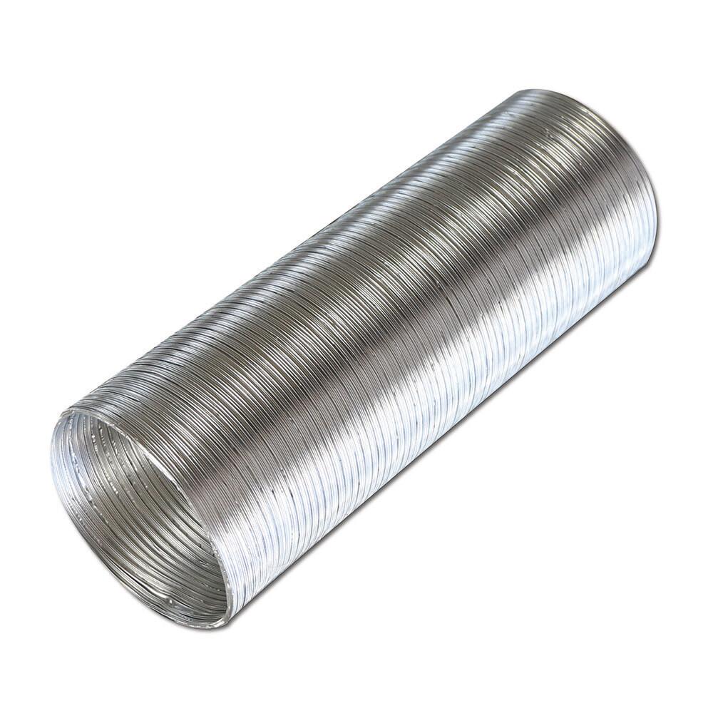 14ВА, Воздуховод гибкий алюминиевый гофрированный, L до 3м