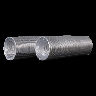13ВА, Воздуховод гибкий алюминиевый гофрированный, L до 3м