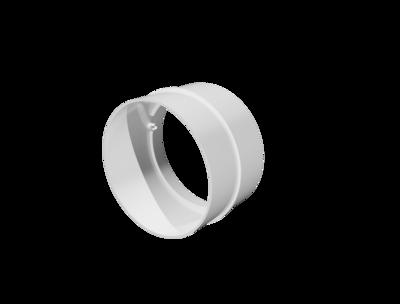 12,5СКП, Соединитель пластик, D125