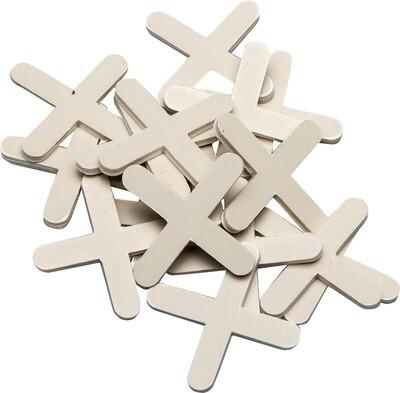 Крестики пластиковые для укладки плитки 3 мм (уп.)