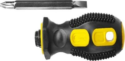 STAYER MAXFIX 32 мм переставная отвертка PH2/SL6