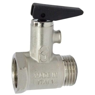 ITAP Предохранительный клапан д/бойлеров с ручкой спуска