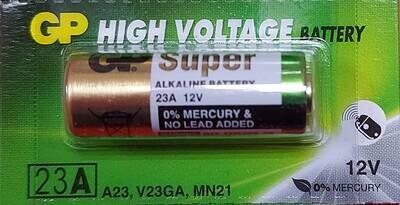 Батарейка 23А, алкалиновая