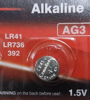 Батарейка AG3