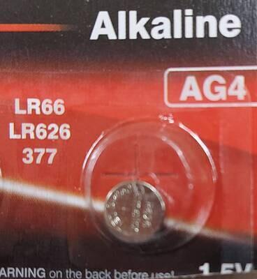 Батарейка AG4
