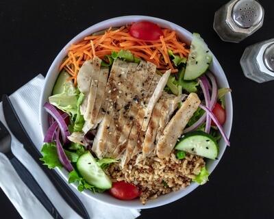 Oriental Fusion Salad