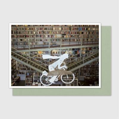 Ler Devagar (Postcard)