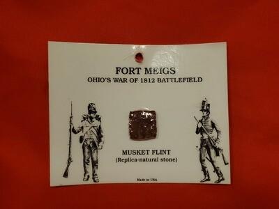 Fort Meigs Flint