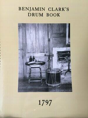 Benjamin Clark's Drum Book 1797