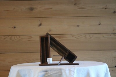 Portable Writing Box