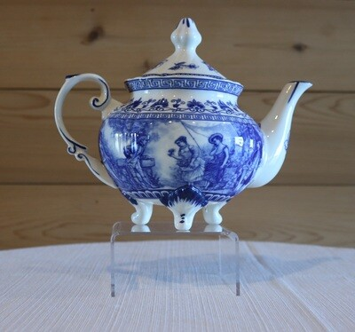 Liberty Blue Tea Pot