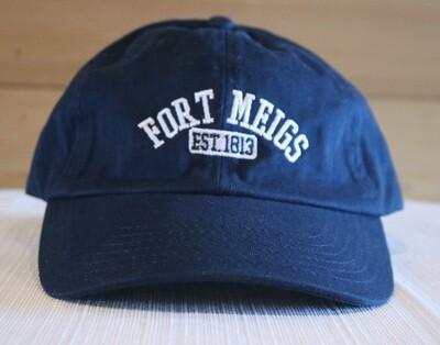 Fort Meigs Baseball Hat