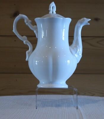 White Teapot Plain