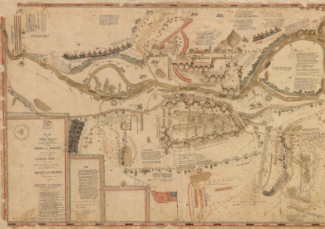Sebree Map
