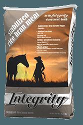 Integrity Rice Bran Meal