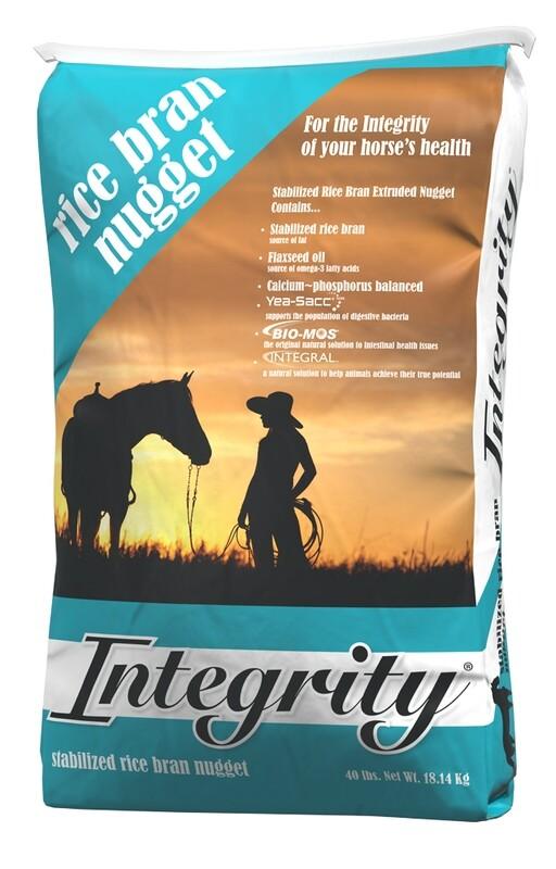 Integrity Rice Bran Nuggets