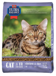 Ultra Cat Food 5lb