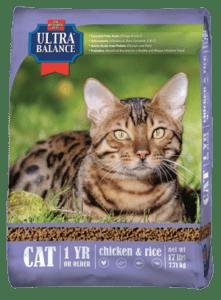 Ultra Cat Food 17lb