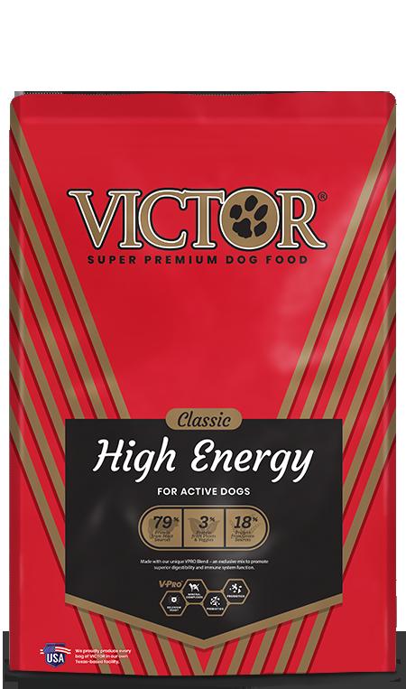 Victor High Energy Canine 50lb