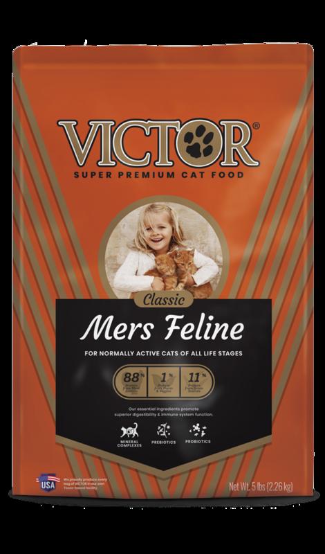 Victor Mers Feline 5lb