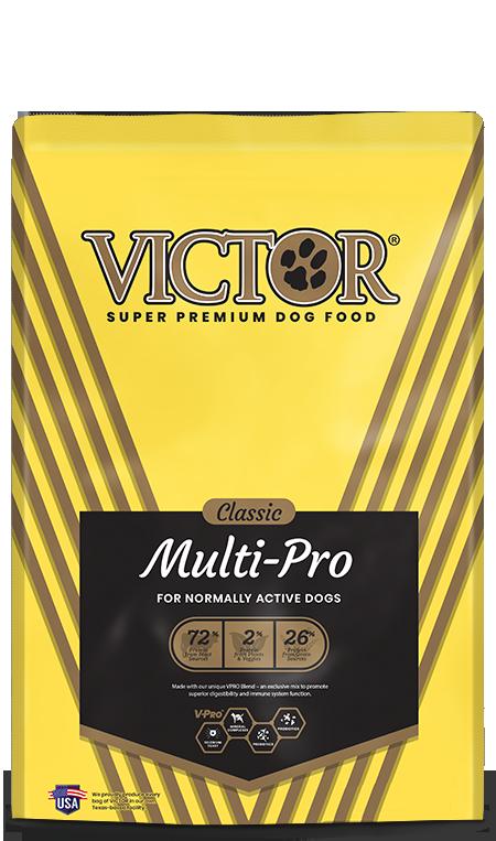 Victor Multi Pro 50lb (Yellow)