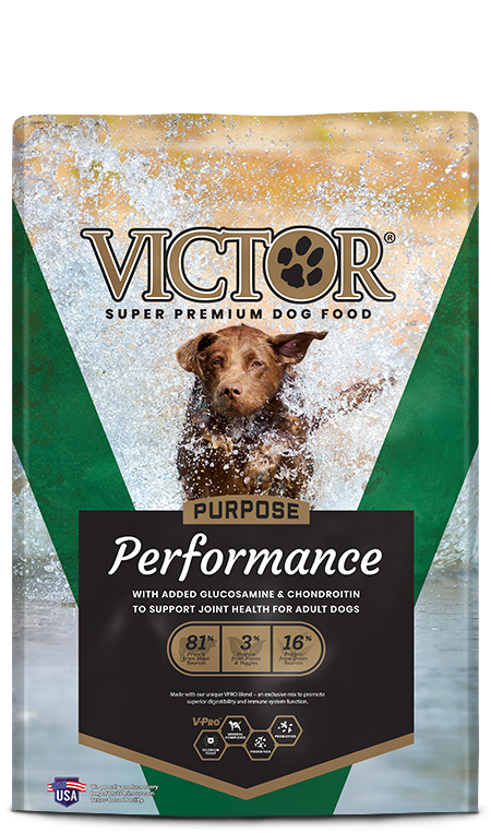 Victor Performance Dog 40#(Green)
