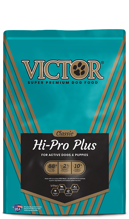 Victor High Pro Plus 15lb (Teal)