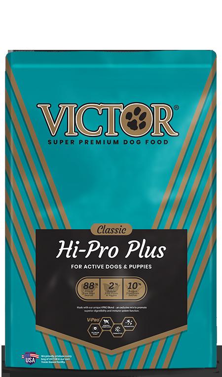 Victor High Pro Plus Dog 5# (Teal)