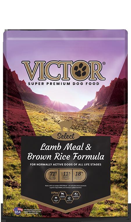 Victor Lamb/ Rice 40lb